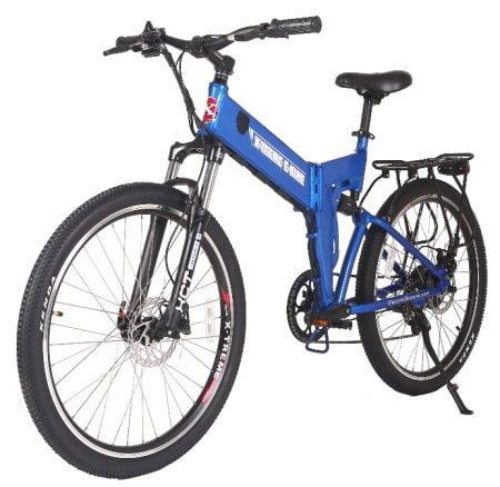 Voici une photo du vélo électrique pliant X-Treme 350W X-Cursion Max.