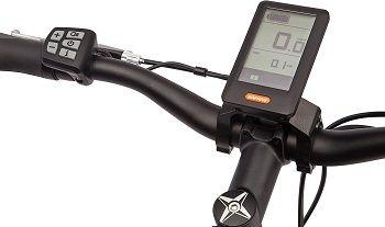Test du vélo électrique Schwinn Voyageur