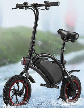Vélo électrique pliant Bestkucky