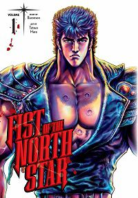 Couverture Fist of the North Star 1 - Buronson & Tetsuo Hara
