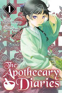 Couverture de The Apothecary Diaries 1 - Natsu Hyuuga
